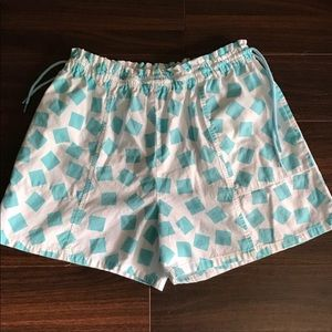 Vintage, cotton, shorts- Medium.